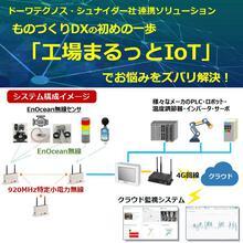 誰でも簡単、低コスト! 工場のIoT化・M2Mを実現します! 製品画像