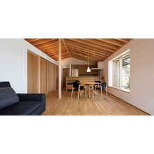 漆喰の壁・床・家 オーガニックでモダンな家『しっくいの仕上げ材』 製品画像