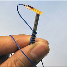 シート型熱電対(貼り付けタイプ) 製品画像