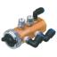 ハイブリッド塗装機 3方弁内蔵ガン G03-23 製品画像