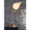 事例写真付タイル オニックスガラスモザイクSERIES AQUA 製品画像