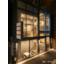 【非住宅建築の採用事例】柱芯350mm「フロッキン狭小壁」 製品画像