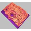 光コム技術による測定の活用例『複雑形状の3次元外観・形状検査』 製品画像