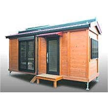 長寿命木造軸組工法移動式ユニットハウス「レブユニット〈板蔵〉」 製品画像