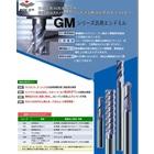 工具費を40%低減!株洲工具 汎用超硬エンドミル GMシリーズ 製品画像