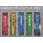 ゴムサインポール『五夢しるべ カバータイプ』 製品画像