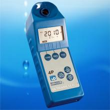 マルチ水質測定器 ≪ウルトラメーターII 4P≫ 4項目測定可能 製品画像