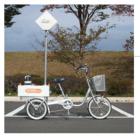 臨場感のある映像・音声を届ける!移動中継自転車 製品画像