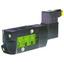プロセス制御用スプール式5ポート4方向電磁弁 製品画像