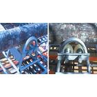 コンクリート配管架台『TAKAスペシャル Wローラー式』 製品画像