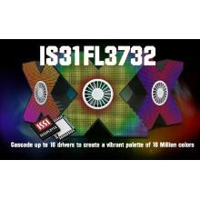 オーディオモジュールLEDドライバ 「IS31FL3732」 製品画像
