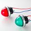 【キムデン】LED丸形表示灯『KHE-2200S形』 製品画像