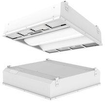UVC 空気循環型ファン付き紫外線空間殺菌用天井埋設ライト 製品画像