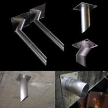 ■橋梁 補修向け 天板プレート一体型排水管 ご提案■ 製品画像