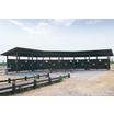 【木製】建築施設/その他【駐輪場、バス停、炊事棟、ステージなど】 製品画像
