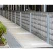 コンクリートブロック塀等耐震補強金具『FITパワー』12型 製品画像