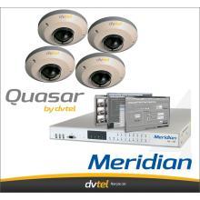 電源入れて繋ぐだけ!フルHDカメラ4台+NVR監視システムセット 製品画像