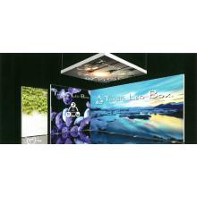 一体型内照式グラフィックシステム『テキスタイルLEDボックス』 製品画像
