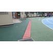 ゴム製溝蓋【東京都 小学校グラウンド】 製品画像