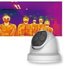 同時に20人まで測定可能な「体表面温度測定サーマルカメラ」 製品画像