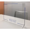 飛沫防止パーテーション『 JSP デスクパーテーション』 製品画像