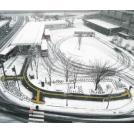 融雪システム『管底設置型 下水熱交換方式融雪システム』