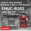 車載・組込み向け CANbus拡張カード 『EMUC-B202』 製品画像