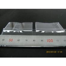 【ガラス加工事例】ガラス特殊加工 金型レス 全面成形加工品 製品画像