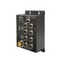 EN50155準拠8ポートハブ【TGPS-1080-M12】 製品画像