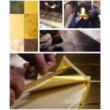『堀金箔粉の箔押し加工』 製品画像