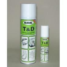 精密摺動用スプレー式潤滑剤『T&D』※サンプル・事例集進呈 製品画像