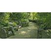 【景観維持×防草×保水】自然土系舗装材『エコクリーンソイル』 製品画像