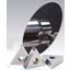 高硬度鋼用旋削加工インサート『ベルティオ』三角 端面・外径加工 製品画像