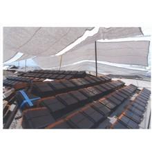 屋根工事向け日除けシート『ルーフリフレクター』 製品画像