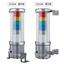 Qlight耐圧防爆型LED積層タワーランプ『QTEXB』 製品画像