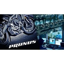ヤマハ車専用ブランドマフラー『PRUNUS(プラナス)』 製品画像