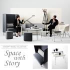 オフィス・公共施設向けデザイン家具『QUON』 製品画像