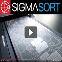 最新技術で現場作業を効率化『SigmaSORT BEAM』 製品画像