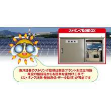 太陽光発電向け関連製品 ストリング監視ユニット ミ・ソ・ラ 製品画像