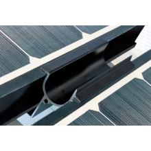 太陽光架台 屋根用資材 落雪対策金具 スノーゲンH 製品画像