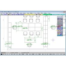 レイアウト専用CADソフト B.D.レイアウト+ R15 製品画像