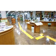 「歩導くん ガイド ウェイ」導入事例(床材別) 製品画像