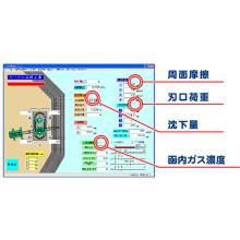 『ケーソン姿勢監視システム』 製品画像