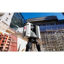 レーザースキャナー Leica RTC360 3D 製品画像