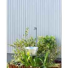 【新製品】植栽と調和する『水栓柱』で小庭でも映える景観を演出 製品画像