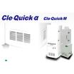 ほぼすべての悪臭を吸着!脱臭装置(脱臭機)Cle Quick α 製品画像