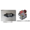 【製品事例】重負荷研削用外筒回転型スピンドル 製品画像