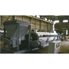 ロータリー三条スクリュー式乾燥機 製品画像