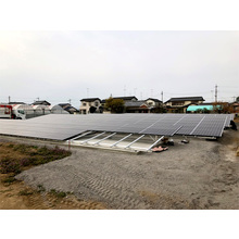 産業用太陽光発電システム [施工実績 Case191] 製品画像