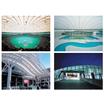 恒久膜構造建築物用膜材料『FGTシリーズ』 製品画像